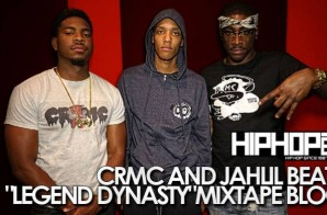 Jahlil Beats & CRMC Preview 'Legend Dynasty' Mixtape (Video)