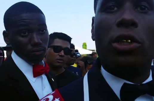 Jay Electronica Shows His Support For Max B (Video)