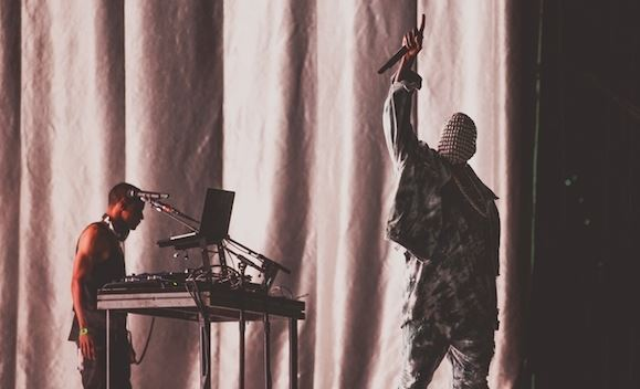 kanyeDJmano Kanye West & Tour DJ, Mano Part Ways