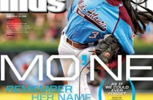 Mo'Ne Davis Graces The Cover Of Sports Illustrated