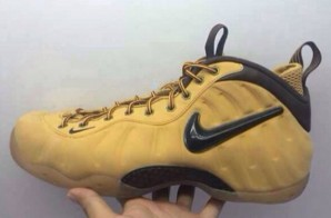 "Nike Air Foamposite ""Wheat"" (Photos)"