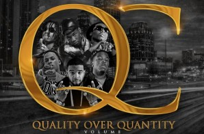 QC The Label – Quality Over Quantity II (Mixtape Artwork)