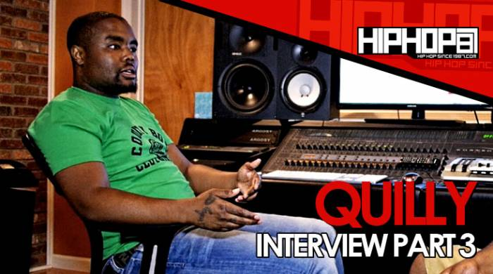 quilly int part 3 Quilly Talks Giving Back, Furthering His Education, The Philly Rap Scene & More With HHS1987