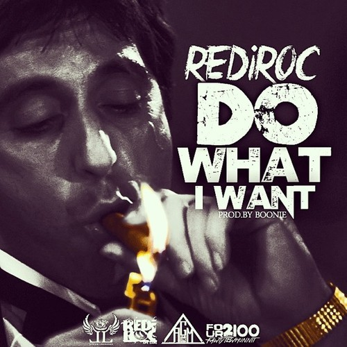 rediroc do what i want HipHopSince1987.com 2014 RediRoc   Do What I Want