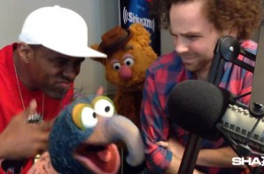 The Muppet's – Love The Way You Lie (In-Studio Performance) (Video)