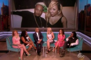 T.I. Talks Rumors Around His Marriage With Tiny on The View (Video)