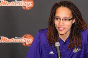 Brittney Griner Named The 2014 WNBA Defensive Player Of The Year