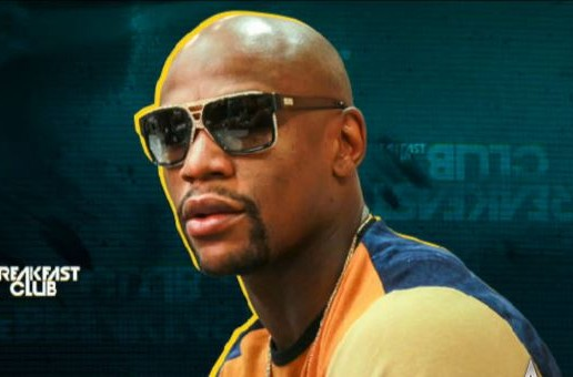 Charlamagne Tha God Joins 50 Cent's Heckling Of Floyd Mayweather By Releasing Audio Of Him Struggling To Read A Drop!