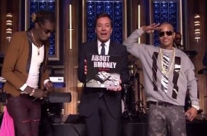 T.I. & Young Thug – No Mediocre / About The Money (Live On The Tonight Show) (Video)