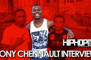 Tony Chennault Talks 267 Productions, 'Chris', Upcoming Web Series & More With HHS1987 (Video)