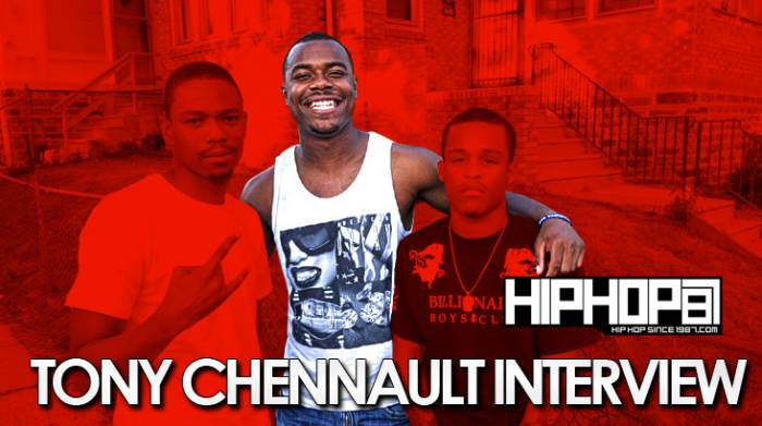 tony chennault Tony Chennault Talks 267 Productions, Chris, Upcoming Web Series & More With HHS1987 (Video)