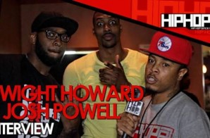 Dwight Howard & Josh Powell Talk The 2014-15 NBA Season, Team USA & More At The LudaDay Celebrity Bowling Challenge (Video)