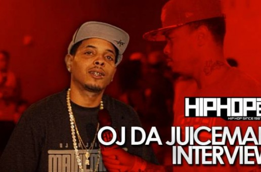 "OJ Da Juiceman Talks ""The Otis Williams Jr. Story"", Working With Zaytoven, DJ Holiday's Success & More (Video)"