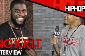 "Big K.R.I.T Talks ""Cadillactica"", His Upcoming ""Pay Attention"" Tour & More During LudaDayWeekend (Video)"