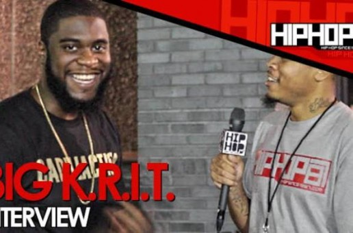 "Big K.R.I.T Talks ""Cadillactica"", His Upcoming ""Pay Attention"" Tour & More"