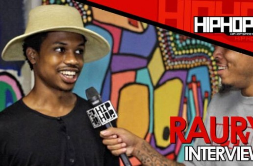 "Raury Talks ""Indigo Child"", Kanye West Co-Signing Him, Performing With Outkast & More (Video)"