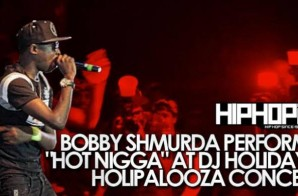 "Bobby Shmurda Performs ""Hot Nigga"" At DJ Holiday's Holipalooza Concert In Atlanta (Video)"