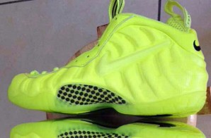 "Nike Air Foamposite Pro ""Volt"" (Photos)"