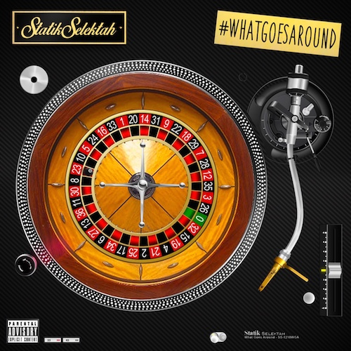 whatgoesaround Statik Selektah – What Goes Around LP (Album Stream)