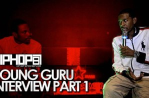 Young Guru Talks Rocafella Era, Engineering Process, Teaching Up & Coming Engineers & More With HHS1987