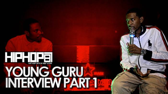 young guru pt1 Young Guru Talks Rocafella Era, Engineering Process, Teaching Up & Coming Engineers & More With HHS1987