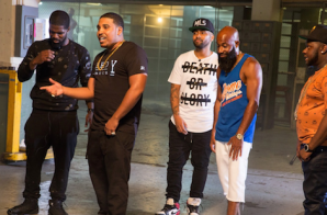T-Rex x Goodz x Tsu Surf x Rain – 2014 BET Hip Hop Awards Cypher (Video)
