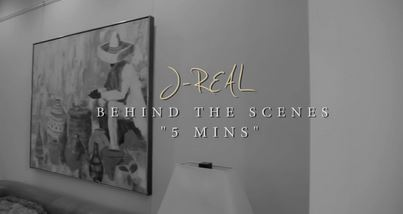 J-Real – 5 Minutes (Behind The Scenes) (Video)