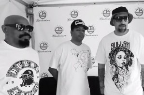 Cypress Hill Talks Their Legacy, Forthcoming LP & More w/ The STASHED (Video)