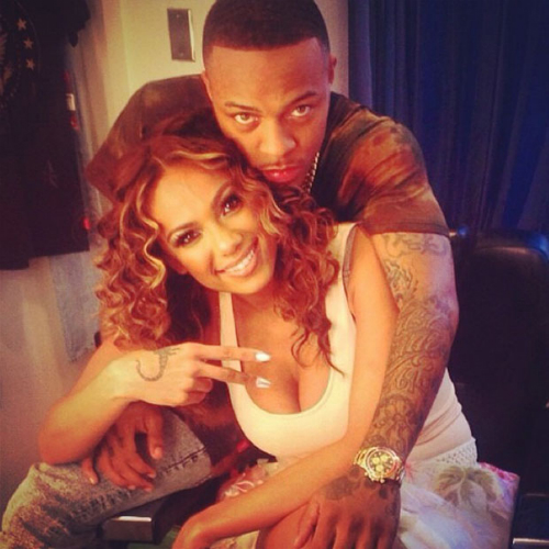 Who is erica from love and hip hop dating now