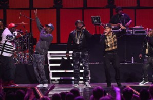 50 Cent & G-Unit Perform At iHeartRadio Festival (Video)