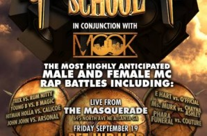 Snoop Dogg's Gladiator School Will Kick Off The 2014 BET Hip Hop Awards Weekend