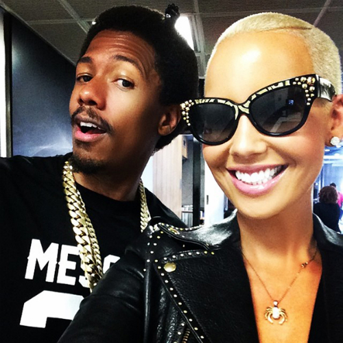 1x1.trans Nick Cannon To Manage Amber Rose