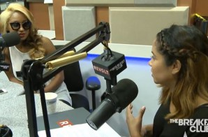 Olivia Talks Her Book, Missy Elliott & More w/ The Breakfast Club (Video)
