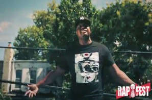The Rapfest – Mean 16: Lucky Don (Video)