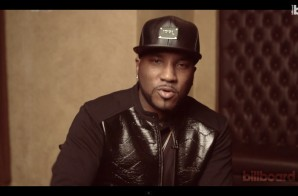 Go Behind The Scenes With Jeezy During His Recent Billboard Photo Shoot (Video)