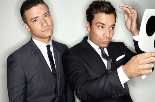 Justin Timberlake And Jimmy Fallon In The New iPhone 6 Commercial