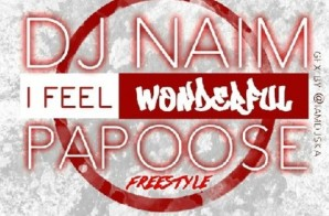 DJ Naim – I Feel Wonderful Ft. Papoose