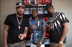 G-Unit On 92 Q Jams (Freestyle) (Video)