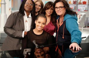 Alicia Keys Performs 'We Are Here' on 'The View'