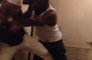 Sisqo & Kyle From Jagged Edge Fight Backstage At A Concert