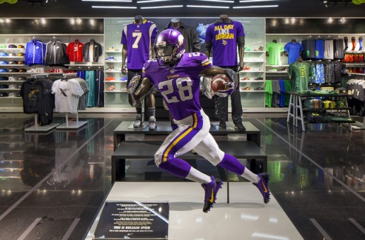 Wheaties Pulls Sponsorship Of Peterson While Nike Stores In Minnesota Pull His Jerseys From Shelves