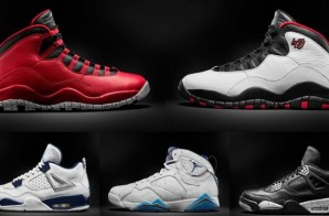 2015 Air Jordan Retro Spring Releases (Photos)