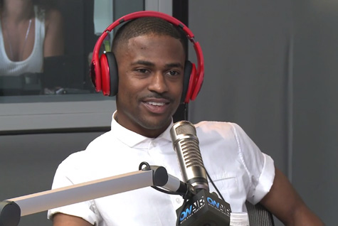 Big Sean Addresses His Relationship With Ariana Grande (Video)