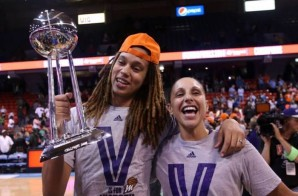 Diana Taurasi & The Phoenix Mercury Win The 2014 WNBA Championship (Video)