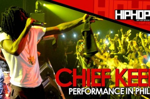 Chief Keef Performs His Hits At The TLA In Philly (09/22/14) (Video)