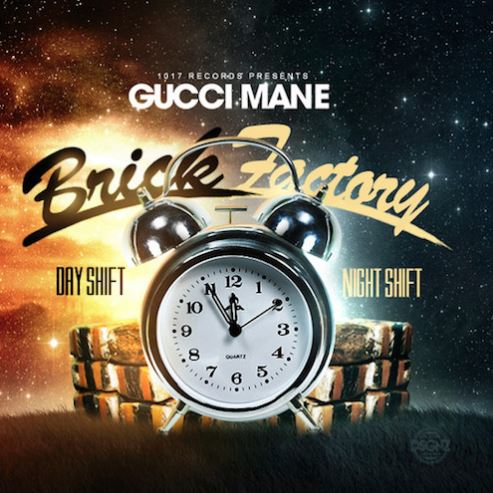 guccimaneXnewalbum Gucci Mane – Brick Factory Vol. 2 LP (Album Stream)