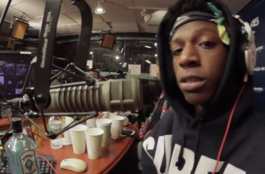 Watch Joey Bada$$ Preview A Verse From His Upcoming 'B4da$$' On Showoff Radio!