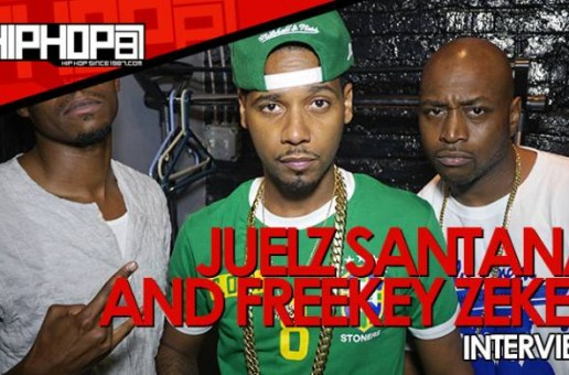 Juelz Santana & Freekey Zekey Bring Their Signature Harlem Swagger With HHS1987 (Video)