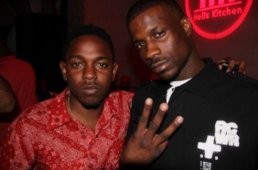 Top Dawg Confirms New Music From Kendrick Lamar & Jay Rock Is On The Way!