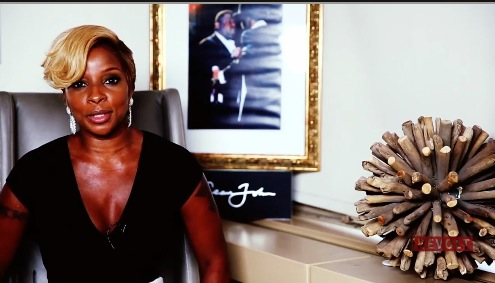 """Mary J. Blige Talks Working With Biggie on """"One More Chance"""" (Video)"""